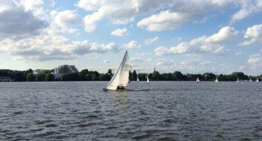 Alster Triathlon – Hamburg's sportive side